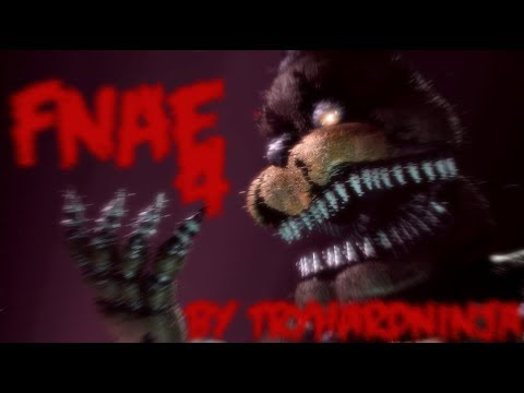 [SFM FNaF] Bringing us Home - Fnaf 4 song By TryhardNinja