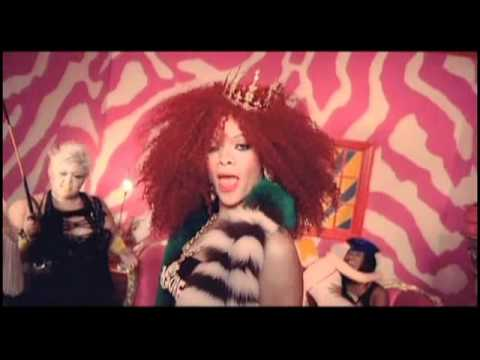 Rihanna - California King Bed (Pole Brian Cua S&M Darkroom Edit Mix) 2011