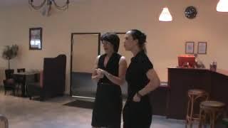 Barbara Grassi, Emission Plan B, restaurant l'Opus!
