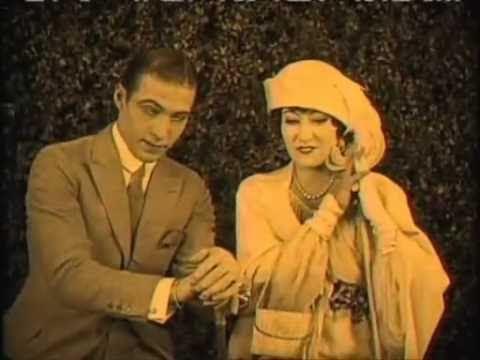 Rudolph Valentino &  Gloria Swanson  - The Romance