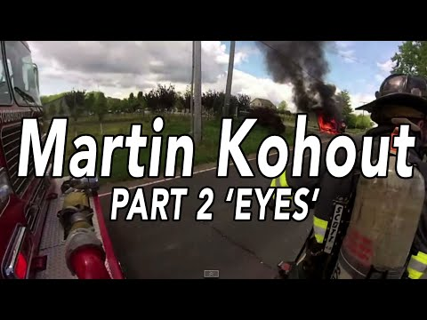 An Interview with Martin Kohout, pt 2 - Eyes
