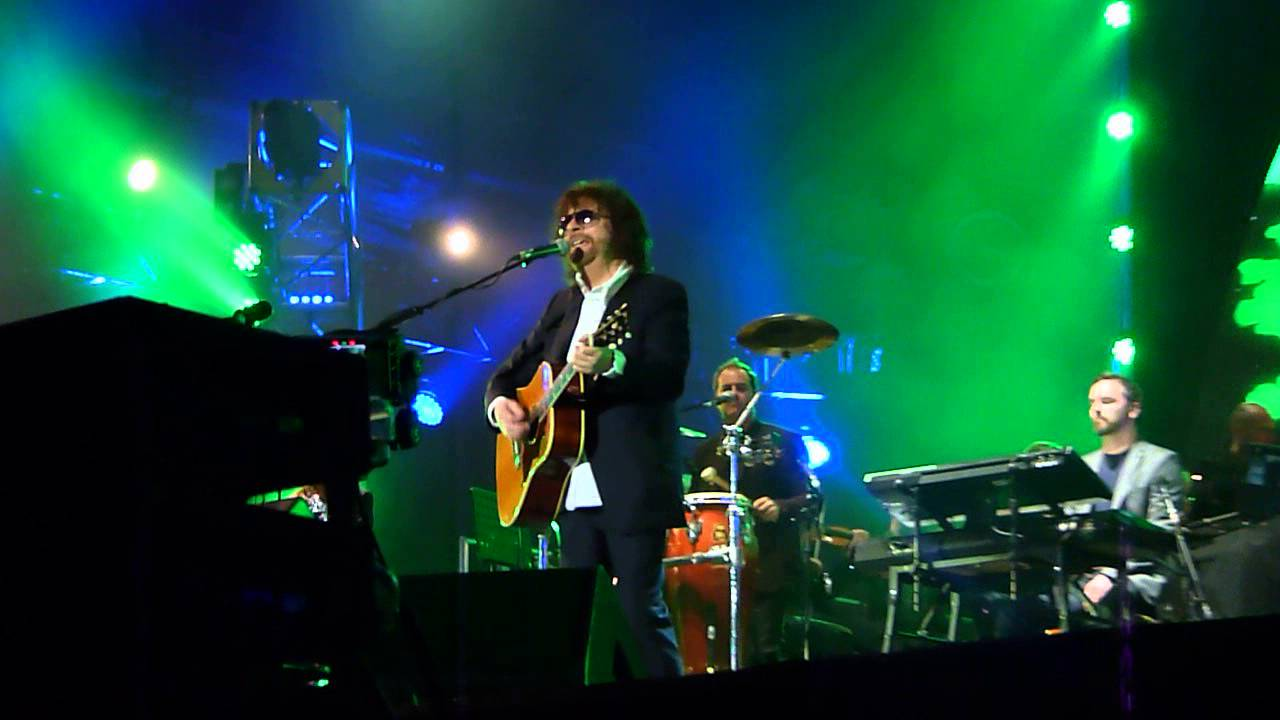 Jeff Lynne S Elo Telephone Line Live Festival In A Day