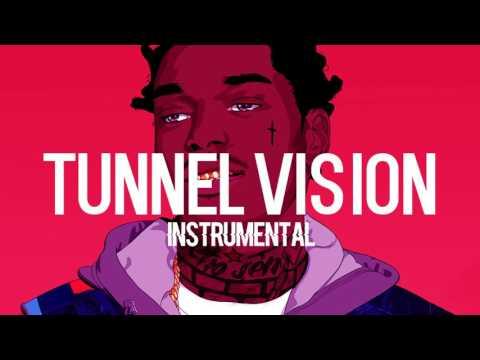 Kodak Black - Tunnel Vision (Instrumental) (HQ)