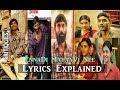 Ennadi Maayavi Nee Lyrics Explained Tamil 2018 (Latest)