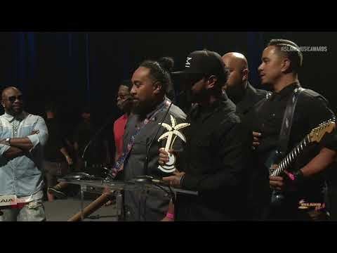 Island Music Awards - Common Kings Acceptance Speech