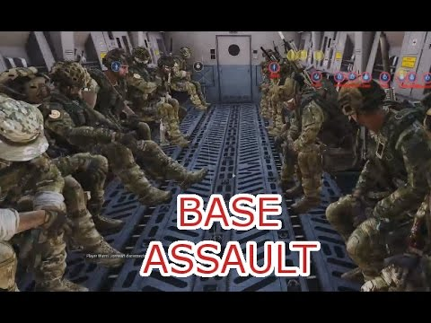 Base Assault (Feat: John McClane): Arma 3 Dual Zeus Vanilla Friday ops