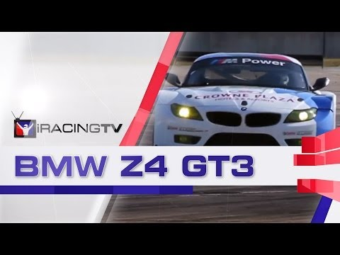 Behind the Scenes // Building the BMW Z4 GT3