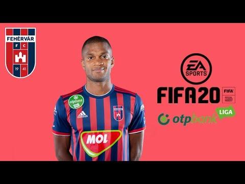 FIFA 20 | OTP BANK LIGA | FEHÉRVÁR FC | LOÏC NEGO - YouTube