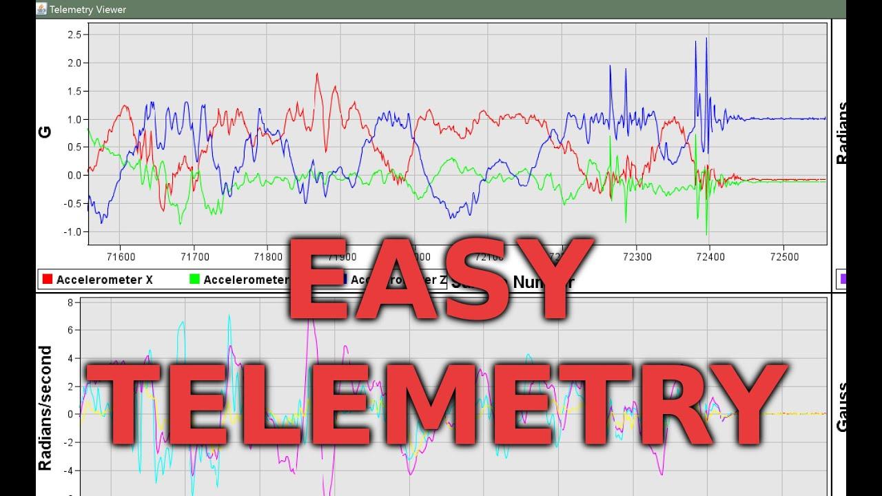 Easy Arduino Data Logging and Telemetry