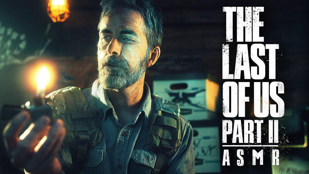 The Last of Us Part II [ASMR]