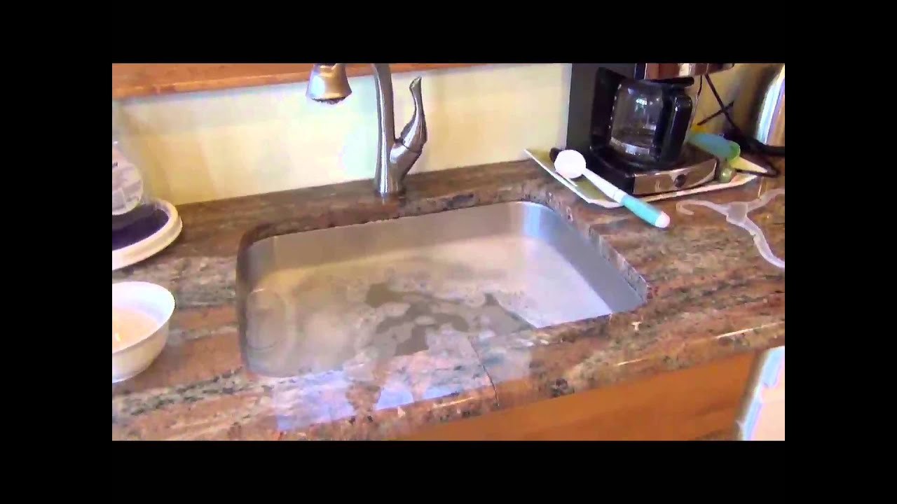 kitchen speed cleaning - YouTube