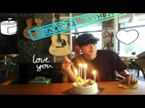 Chanyeol S Birthday 2019 Ulang Tahun Chanyeol Youtube