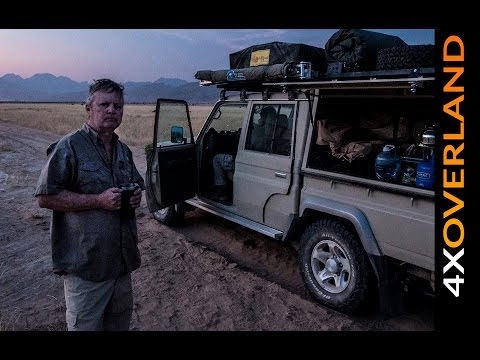 THE SOUTHERN CROSS. Africa by Rental 4x4 5/6. Andrew St Pierre White