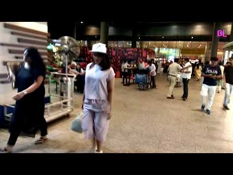 Airport Spotting | Richa Chaddha | Radhika...