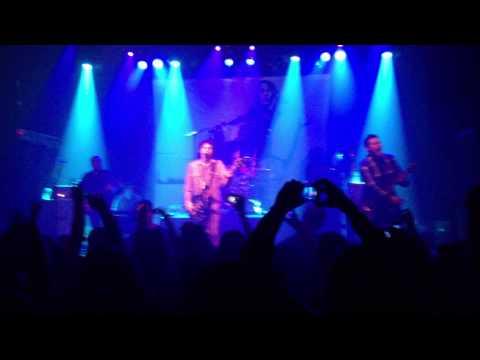 The Starting Line - Hello Houston LIVE Irving Plaza, New York City, December 28, 2012