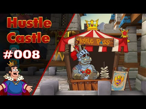 The Great Royal Challenge Event | Hustle Castle E008