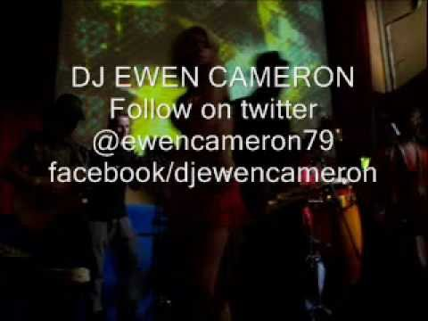 Ewen Cameron DJ mix may 2008