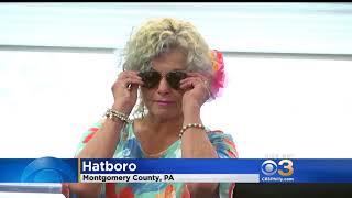 CBS3 Wesley Enhanced Living Fashion Show