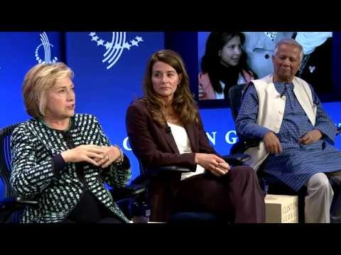 CNN's Sanjay Gupta hosts a conversation on Investing in Healthy Girls and Women - 2013