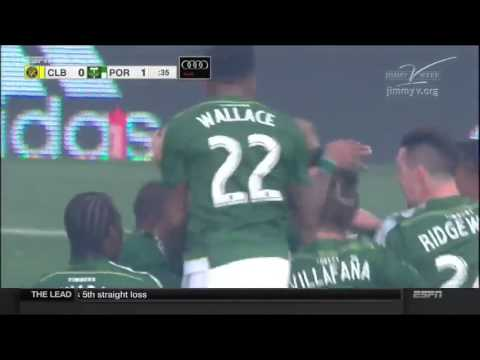 Diego Valeri scores the fastest goal in MLS Cup history