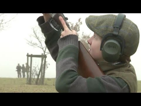Fieldsports Britain - Kids' game shooting day and our Christmas party