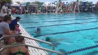 Survival Swim swimmer