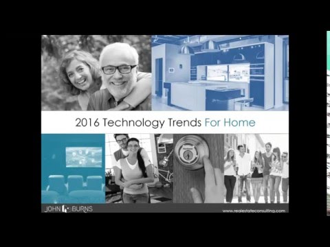 Energy & Technology in the Home by Generations