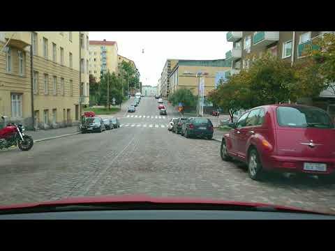 Helsinki Drive, Kalasatama to Kannelmäki