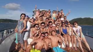 Hong Kong Yacht Party
