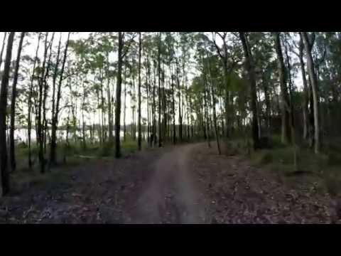 2014 04 24 Virtual Sunset Walk - Lake Samsonvale - 640