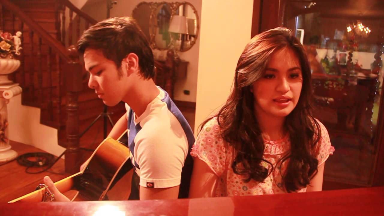 Everything Has Changed cover (Julie Anne San Jose / Kristoffer Martin)