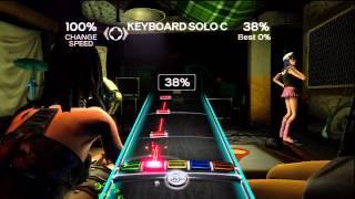BRODYQUEST - Lemon Demon Rock Band 3 Keyboard solo