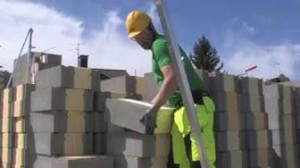 Asiantuntijan ohjeet Leca®-kivitalon rakentamiseen