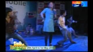 Report Sindh festival Hyderabad part 1-3