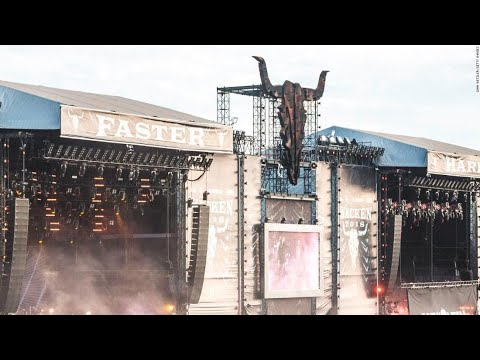 Pensioners Flee Retirement Home For Heavy Metal Festival