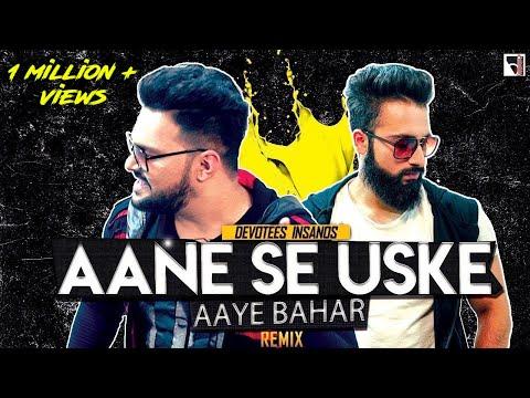 Aane Se Uske Aaye Bahar ¦ Devotees Insanos ¦ Mohammed Rafi ¦ Jeene ki Raah ¦ New Hindi Remix 2018