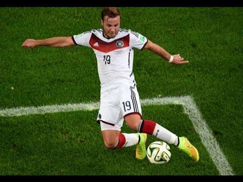 Tốp 10 goals of Mario Götze