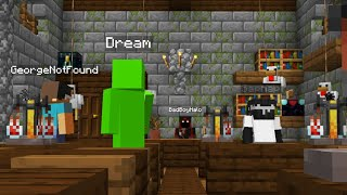 Dream Team Goes To Hogwarts