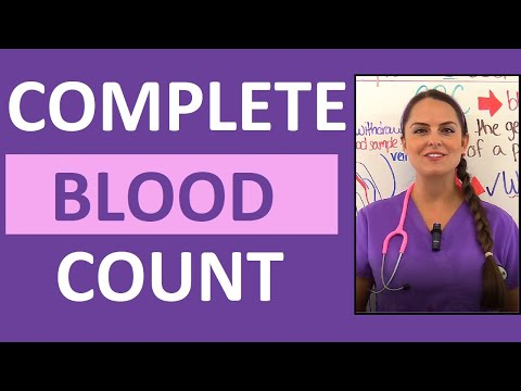 Complete Blood Count (CBC) Test Results Interpretation W/ Differential Nursing NCLEX