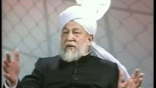 Liqa Ma'al Arab #109 Question/Answer English/Arabic by Hadrat Mirza Tahir Ahmad(rh), Islam Ahmadiyya