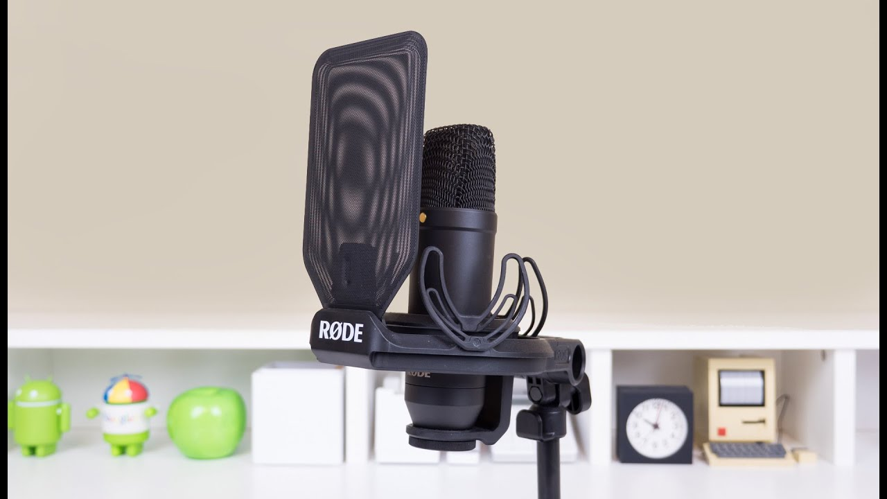 r de nt1 condenser microphone kit review youtube. Black Bedroom Furniture Sets. Home Design Ideas