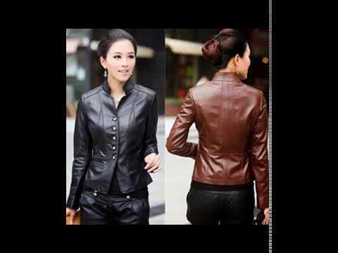WA 0852-1145-2294 |Jaket Kulit Wanita Model Korea