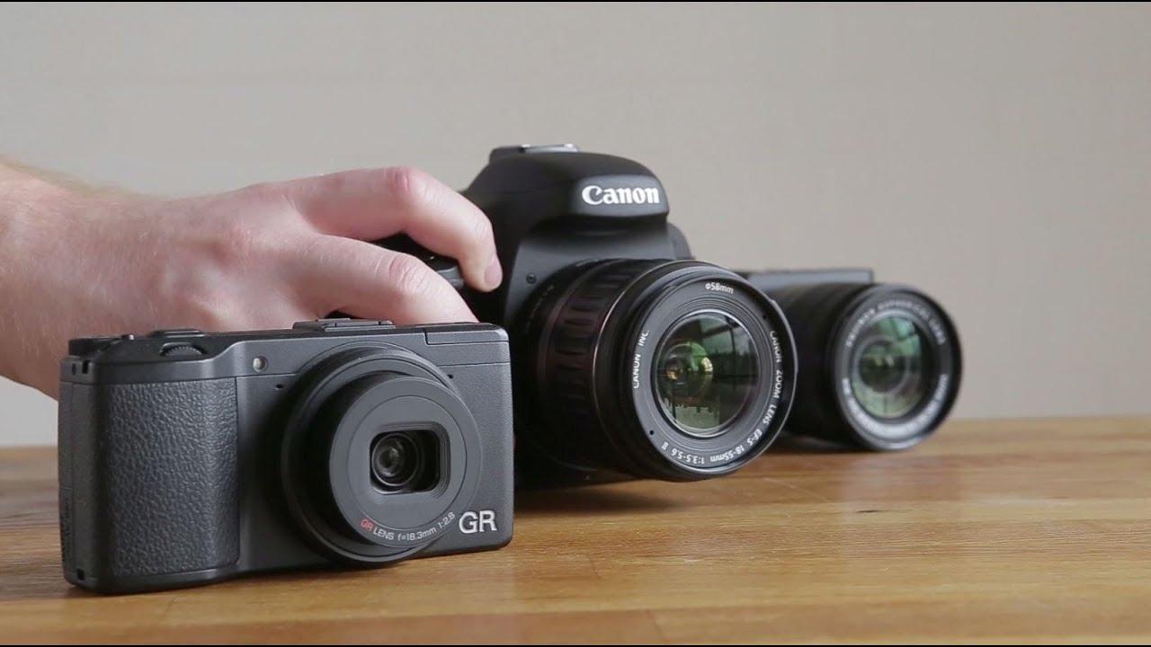 Camera Mini Dslr Cameras dslr vs compact mirrorless an introduction to cameras part 1 1