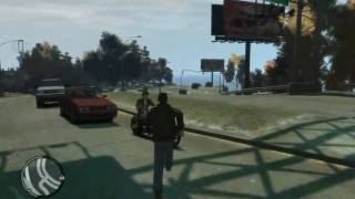 GTA IV  - All Max PC Gameplay 1 [HD Enabled]