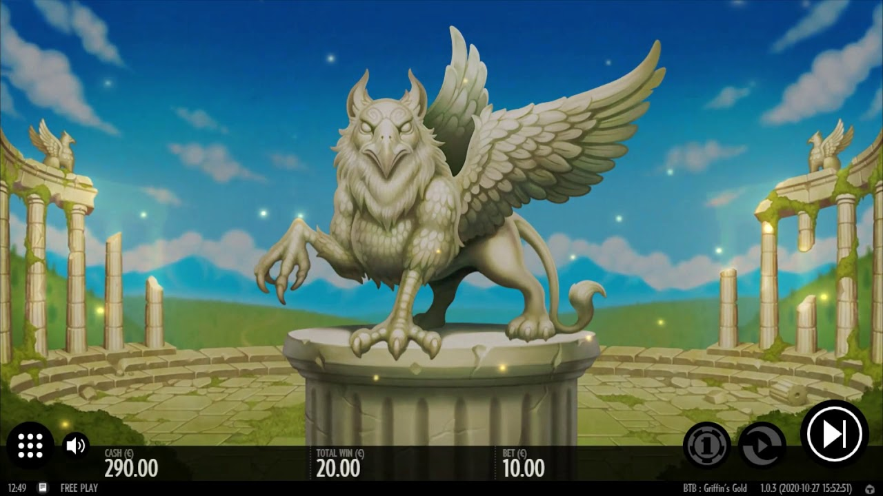 Beat the Beast: Griffin's Gold  Slot Play Free ▷ RTP 96.1% & High Volatility video preview