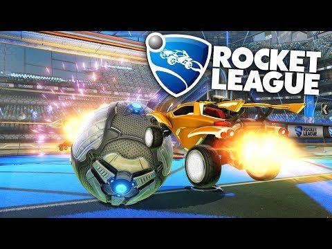 NOOB LEAGUE #1 | Rocket League Funny Moments, Best Shots, Failtage (Ranked) thumbnail