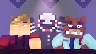 FIVE NIGHTS AT FREDDY'S MULTIPLAYER ANIMATED!