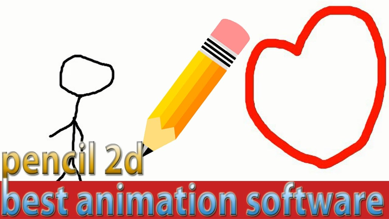 pencil 2d|| best animation software for beginners