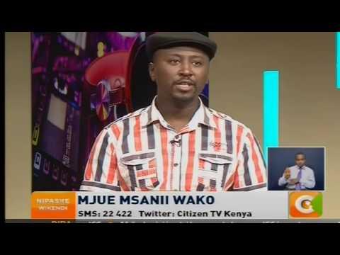 Mjue Msanii Wako: DJ Afro