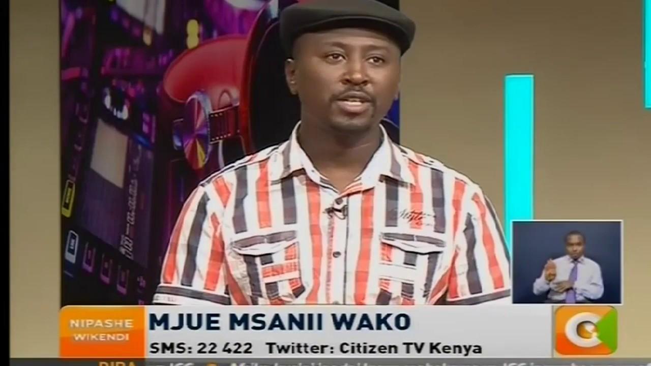 Download Mjue Msanii Wako: DJ Afro